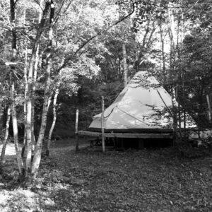 Camping sauvage Auvergne