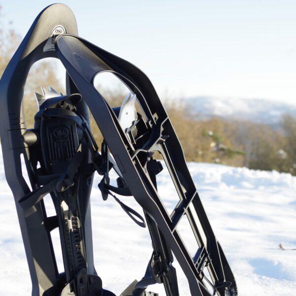 Raquette à neige Montagne Bourbonnaise