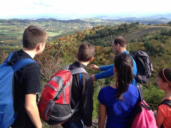 Randonnée Puy de Dome